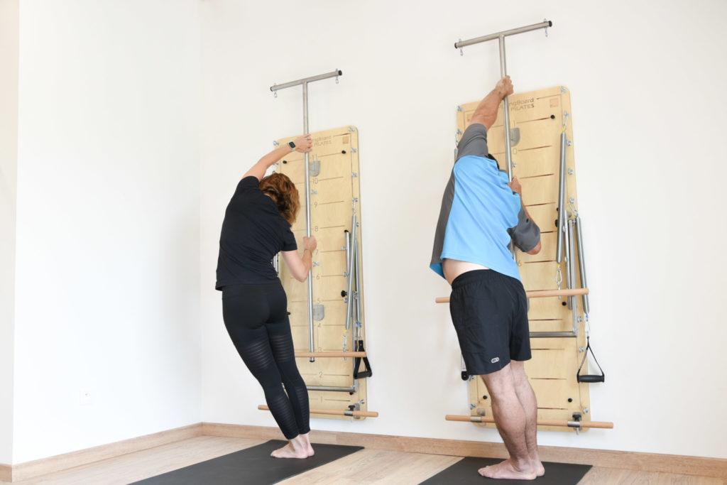 Cours collectif de pilates sur machine à Allauch