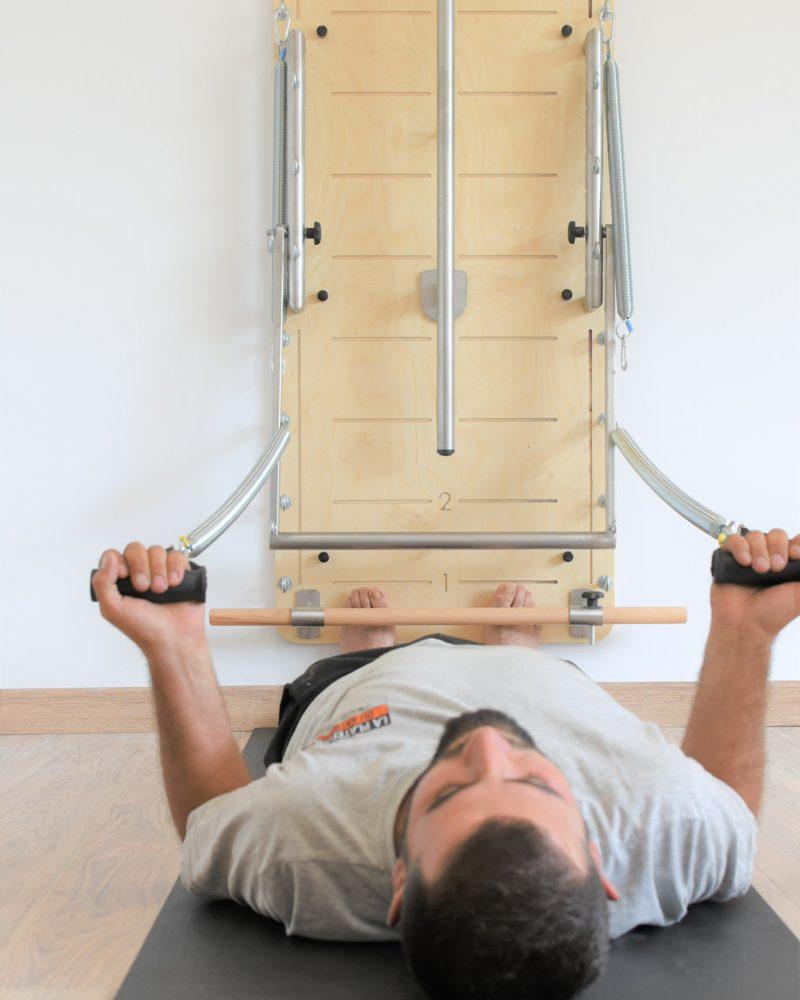 Cours sur-mesure de pilates sur machine à Allauch